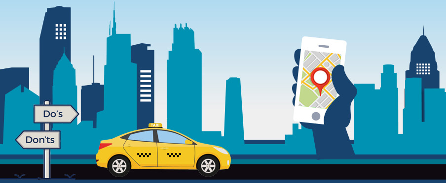taxi management Solution in Dubai Sharjah Ajman Abu Dhabi
