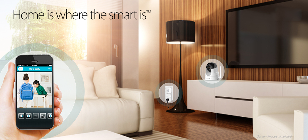 Smart Camera For Your Home