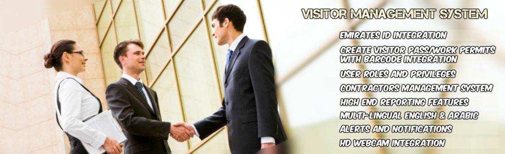 visitor management system sharjah