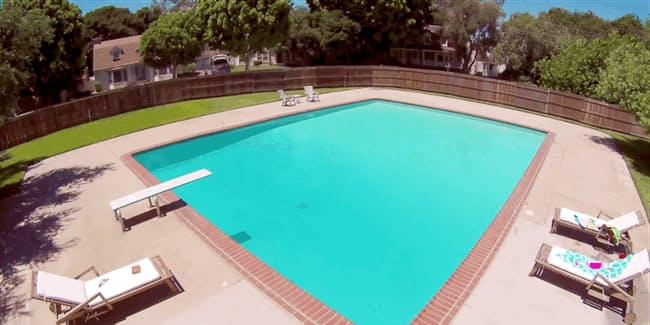 pool camera
