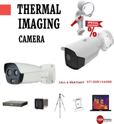 thermal camera for Fever Detection Solution Abu Dhabi UAE