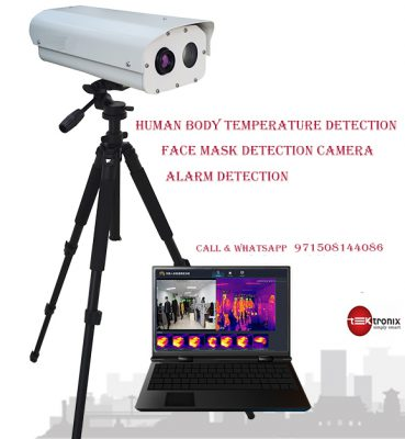 thermal camera for Fever Detection Solution UAE