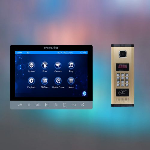 VIDEO & AUDIO INTERCOM SYSTEMS