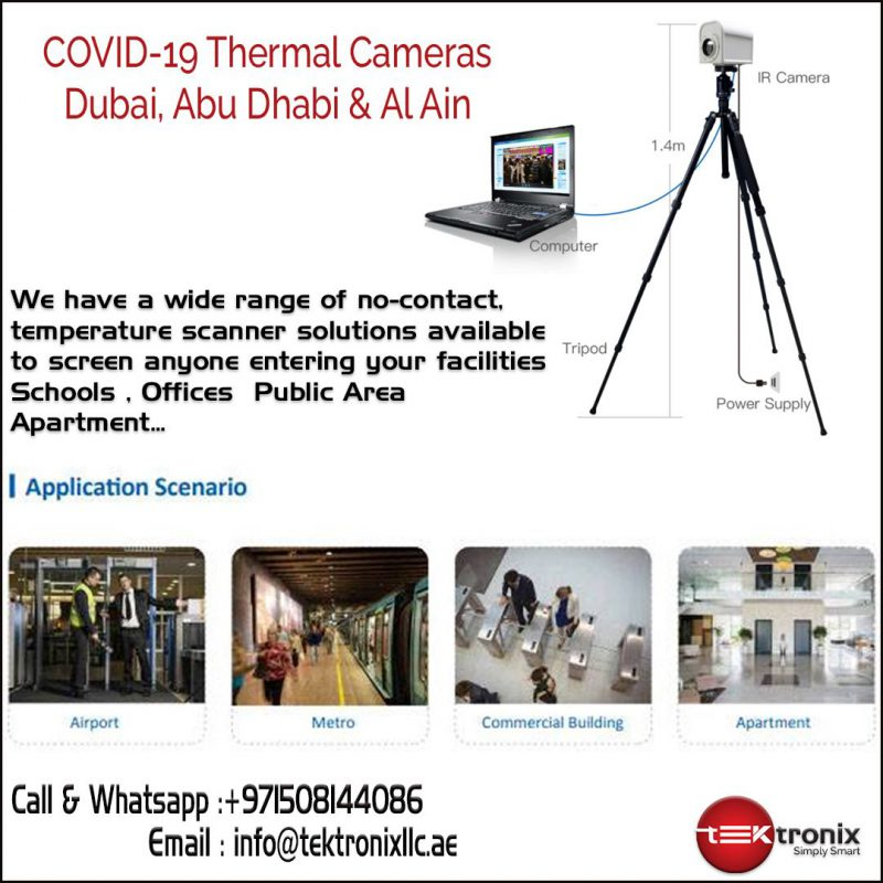 Thermal Imaging Camera for schools