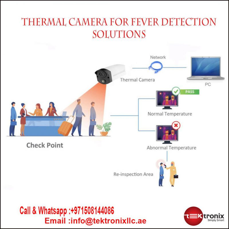 Thermal camera uae
