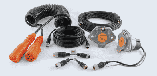 Adapter Cables-TEKTRON